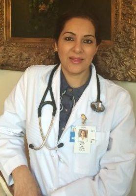 Fareha Kazi, MD